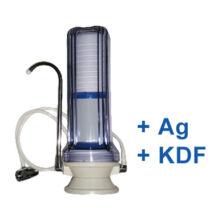Kombi Silver asztali víztisztító (+Ezüst+KDF)