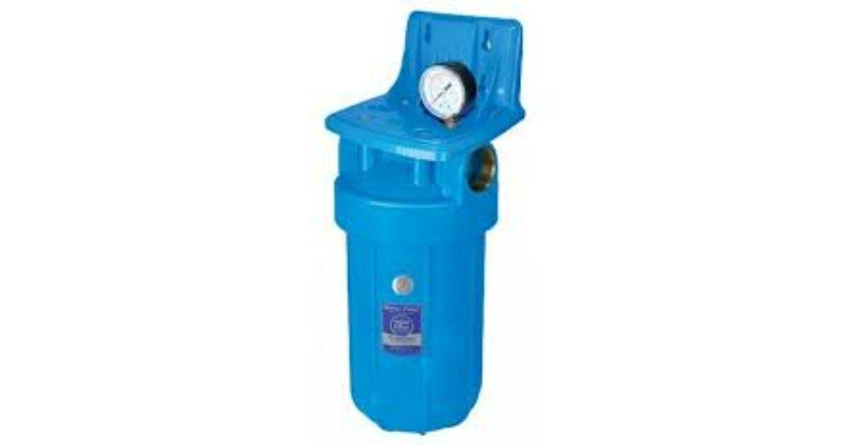 Víztisztító berendezés családi házhoz