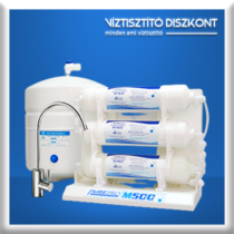 PurePro M500P ozmózis víztisztító