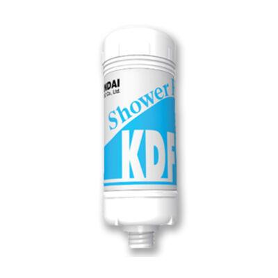 eldobható zuhanyszűrő KDF töltettel