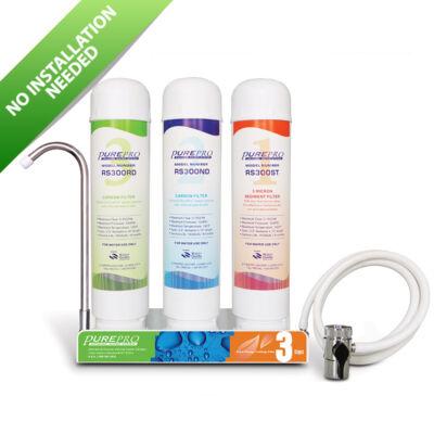 PurePro csapra szerelhető víztisztító CT3000