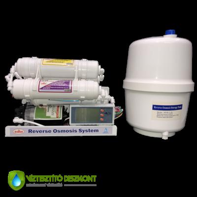 SPARTACO MINI LCD 75 GPD ozmózis víztisztító