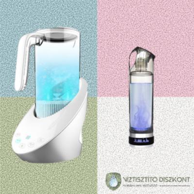 hidrogénes víz készítő berendezés csomag