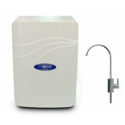 Ozmózis víztisztító átfolyós, tartály nélküli víztisztító 800DF