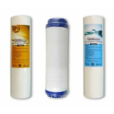 PurePro víztisztító szűrőbetét szett 3