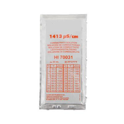 Kalibráló folyadék EC mérő műszerhez, µS/cm 1.413