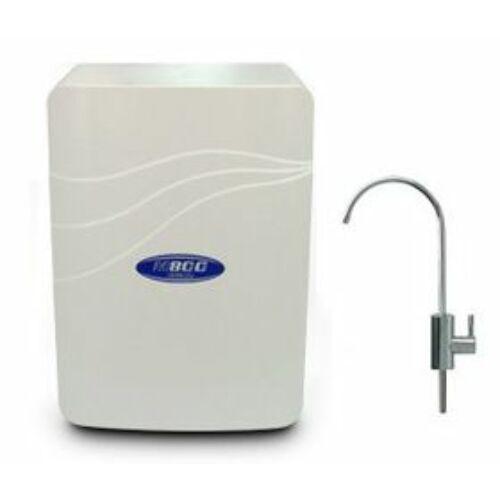 PurePro 800DF átfolyós ozmózis víztisztító 400 GPD