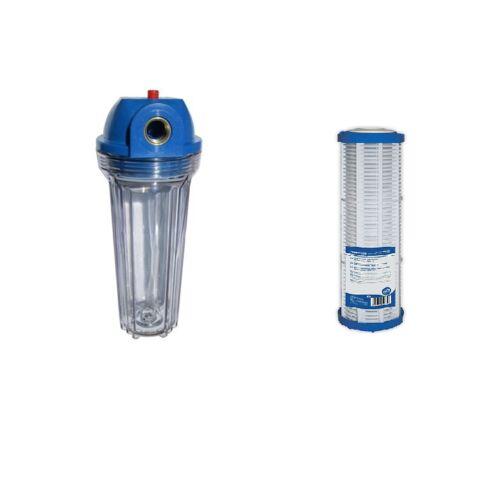 Mosható üledék és lebegőanyag szűrő szűrőházban