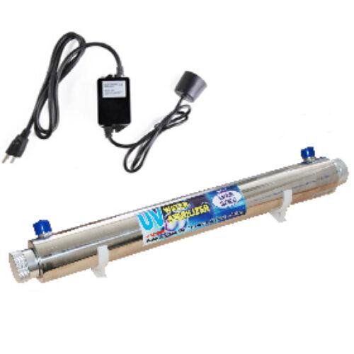 UV lámpa készlet, nagy teljesítményű